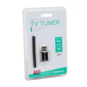 OMEGA Tuner TV HD USB DVB-T T300 41398 mini