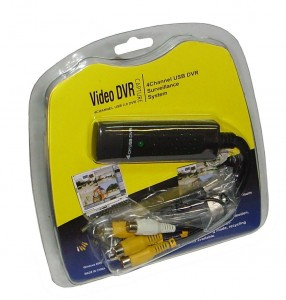 USB Audio Video GRABBER GR1 K144 OEM