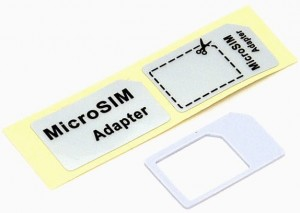 Adapter MICRO SIM NS18